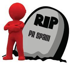 PR Spam
