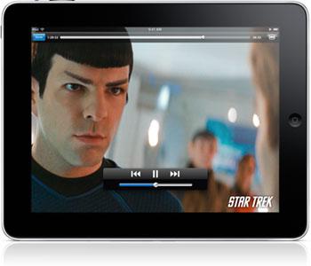 iPad Spock