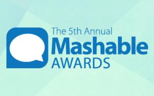 Mashable Awards Digital Company
