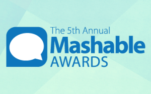 Mashable Awards Digital Company