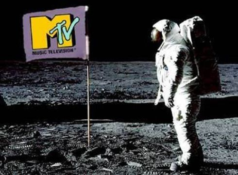 MTV Man on The Moon