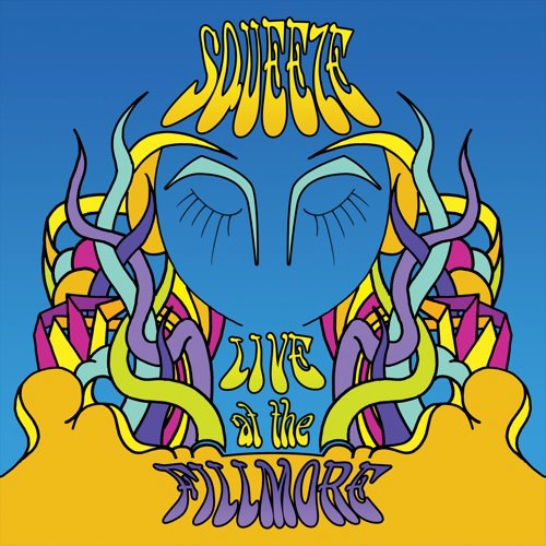 Squeeze Live At the Fillmore Jack Monson