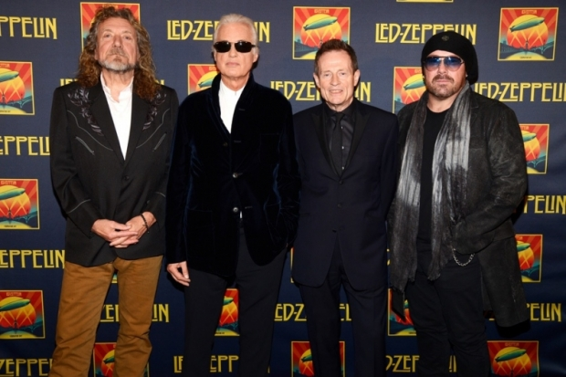 Led Zeppelin 2012