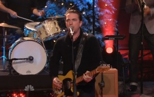 JD McPherson on The Tonight Show