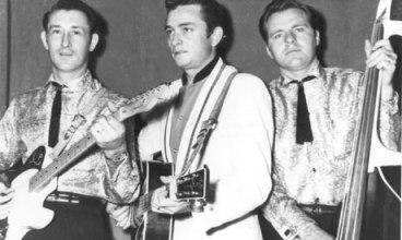 Johnny Cash, Luther Perkins,  Marshall Grant