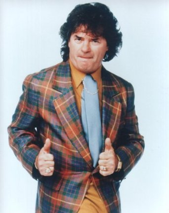 Google Image search &quot;Herb Tarlek suit&quot;.  Go ahead.  I dare you.</p></div></td></tr>