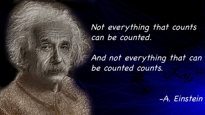 Einstein quote j