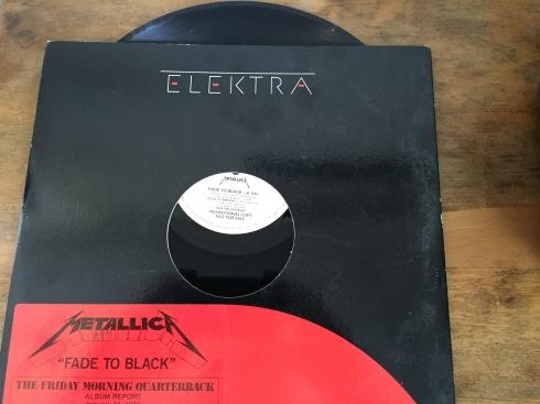 Metallica Fade