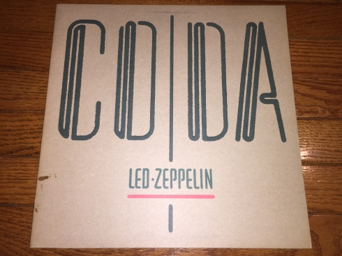 Led Zeppelin coda