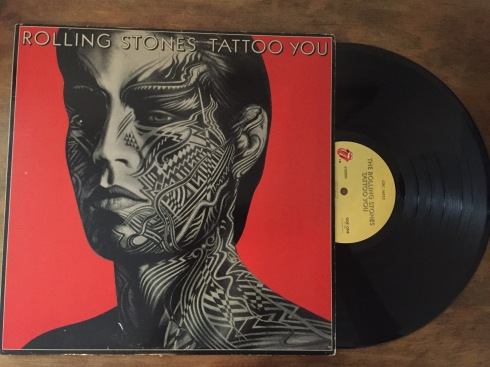 Rolling Stones Tattoo You Cover