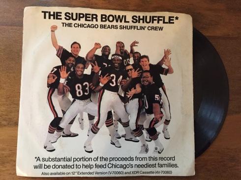 Chicago Bears Super Bowl Shuffle