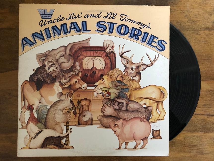 Animal Stories Larry Lujack