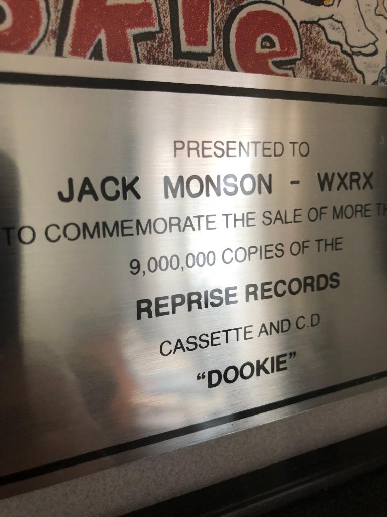 Jack Monson WXRX