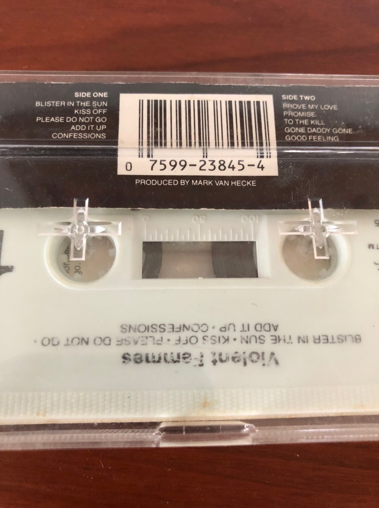 Violent Femmes Cassette